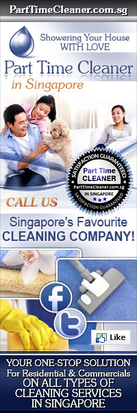 Leading Residentials & Commercial Cleaning Services in Singapore