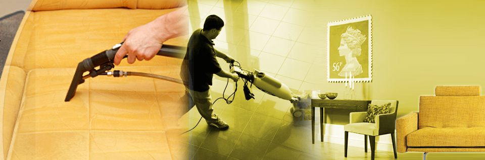 Carpet & Upholstery Cleaning Service