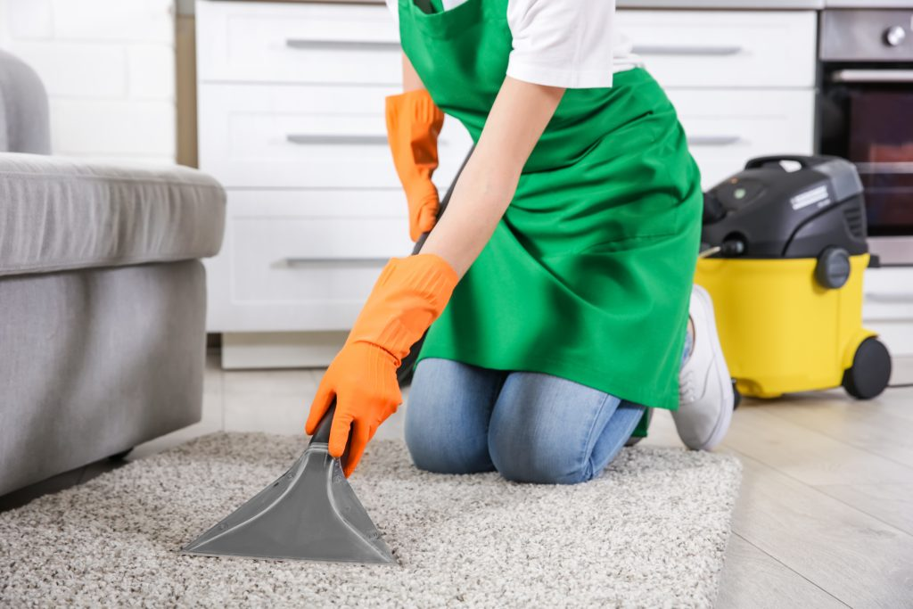Reliable carpet cleaning service in Singapore